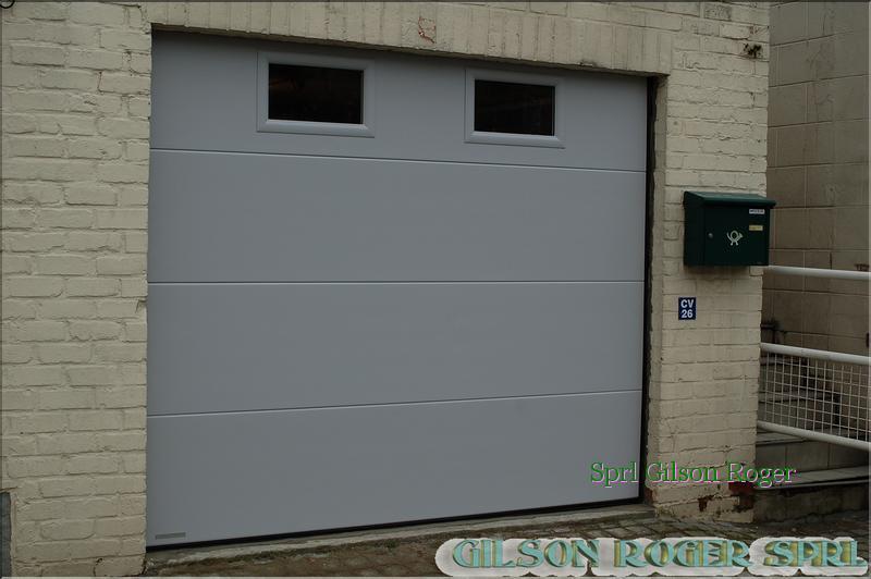 Prix porte de garage sectionnelle winsol voiture moto et auto - Prix porte de garage ...
