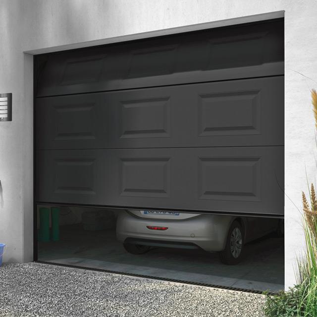 Porte de garage castorama