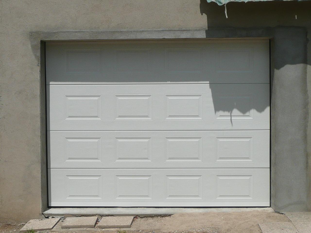 Porte de garage enroulable haut de gamme