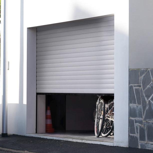 Porte de garage electrique lapeyre voiture moto et auto - Porte de garage enroulable lapeyre ...
