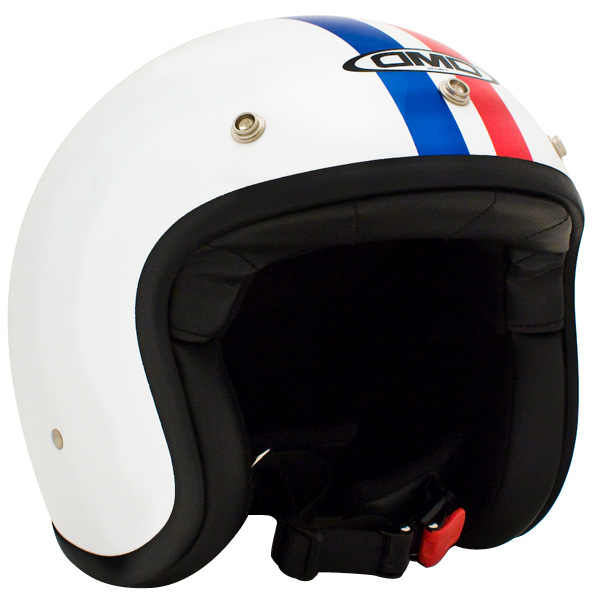 Magasin casque moto vintage