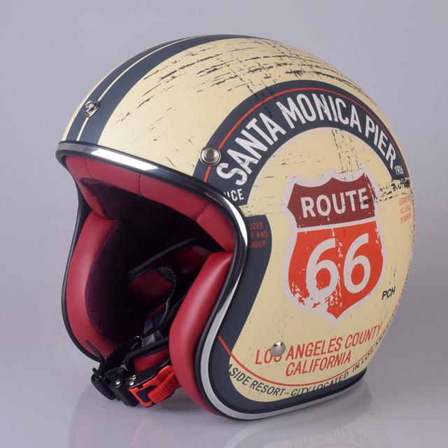 Casque moto 66
