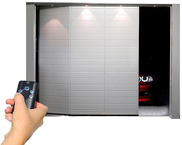 Prix porte de garage techpro