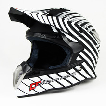 Casque moto cross aero