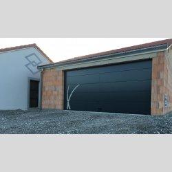 Porte de garage sur mesure la toulousaine