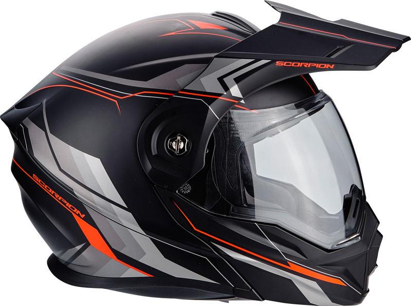 Casque Moto Modulable Noir Voiture Moto Et Auto