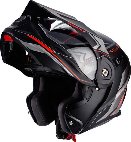 Casque Moto Modulable Scorpion Voiture Moto Et Auto