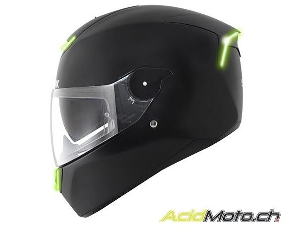 Nouveau casque moto shark