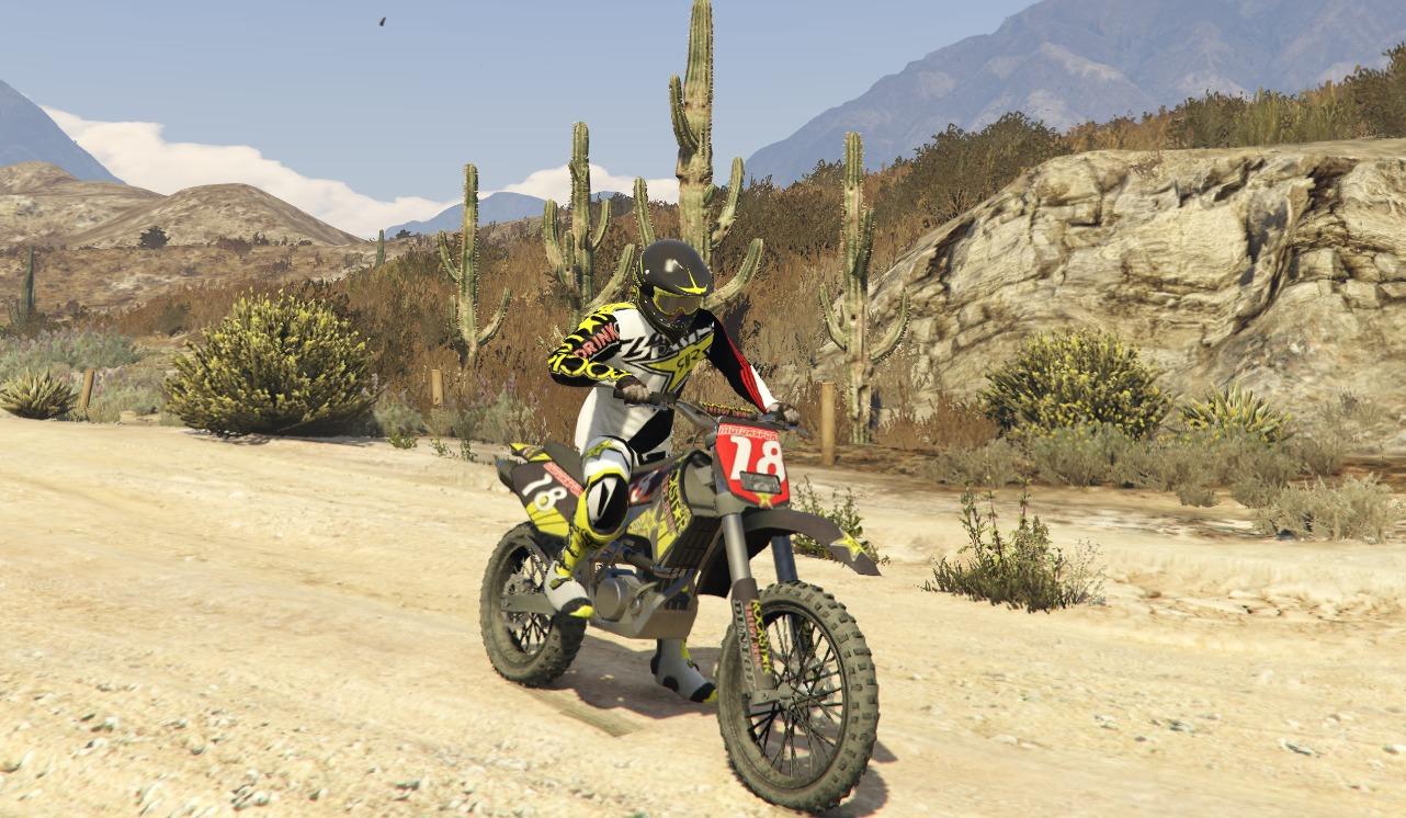 Gta 5 casque moto