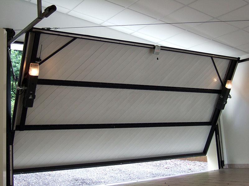 Porte de garage obernai