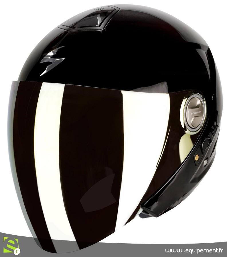 casque moto jet scorpion voiture moto et auto. Black Bedroom Furniture Sets. Home Design Ideas