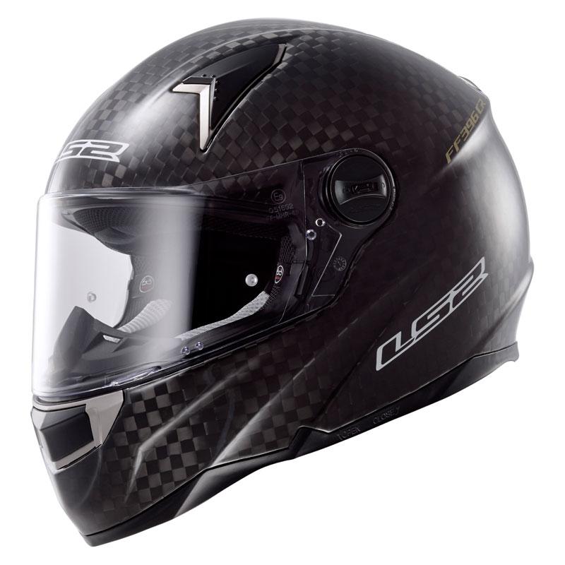 Ls2 casque moto intégral carbone