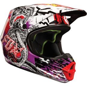 Casque moto cross vb