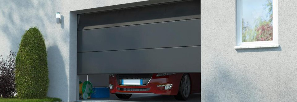 Promo porte de garage lapeyre
