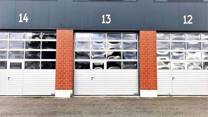 Porte de garage yverdon