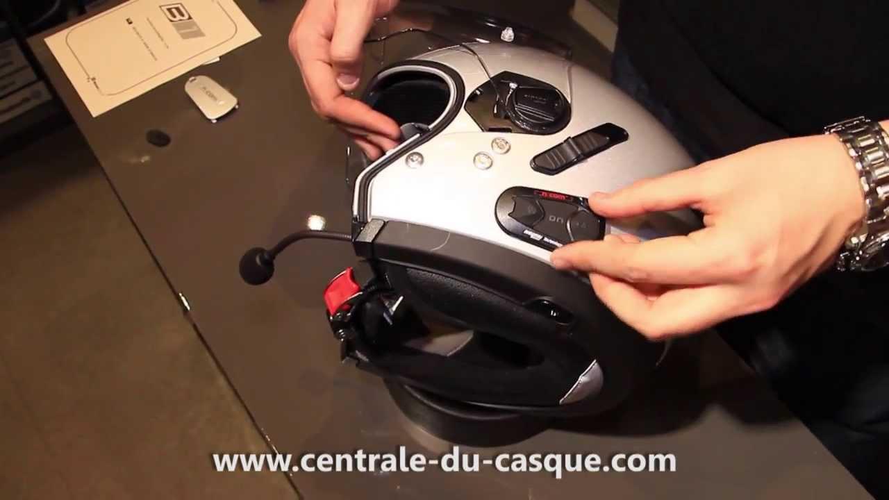 Casque moto youtube