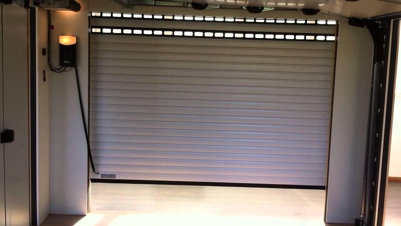 Porte De Garage Enroulable Motoris E Castorama Voiture Moto Et Auto