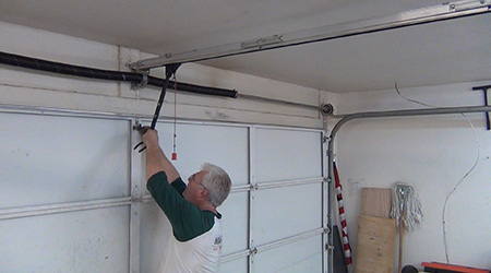 Porte de garage wayne dalton montage