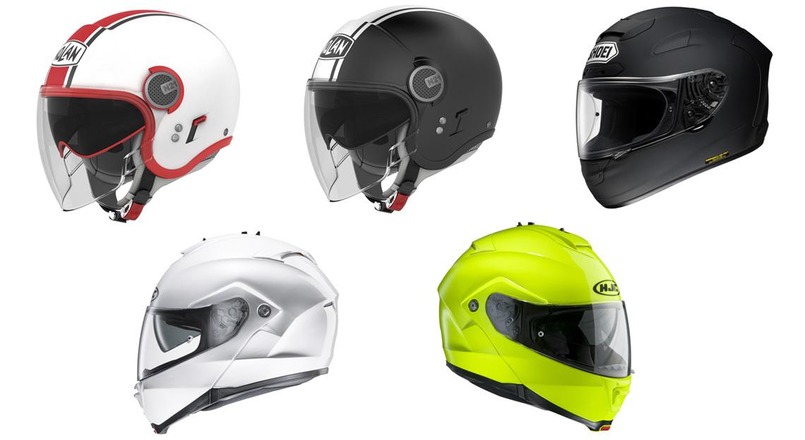 Marque casque moto integral