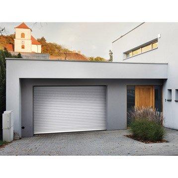 Porte de garage sectionnelle qui grince