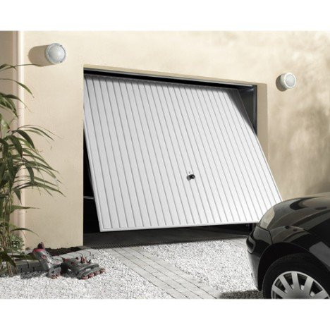 Porte de garage basculante fermoba