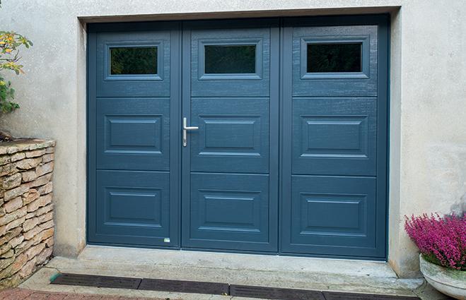 Changer une porte de garage prix