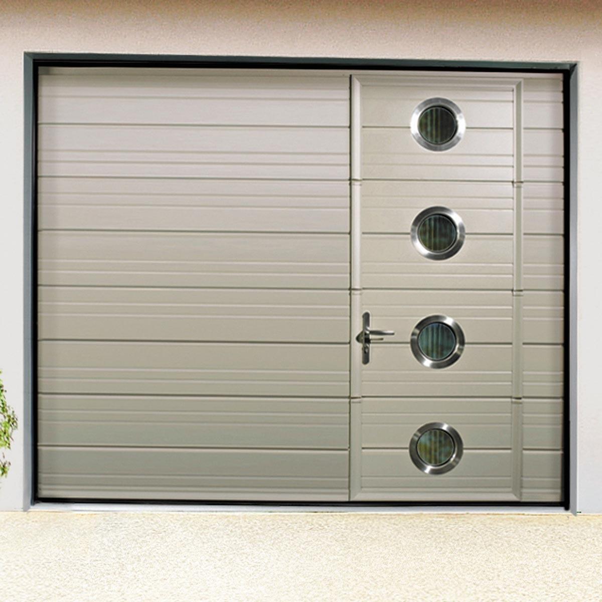 Porte de garage basculante tarif
