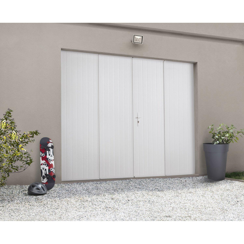 porte de garage sectionnelle 240 x 190 voiture moto et auto. Black Bedroom Furniture Sets. Home Design Ideas