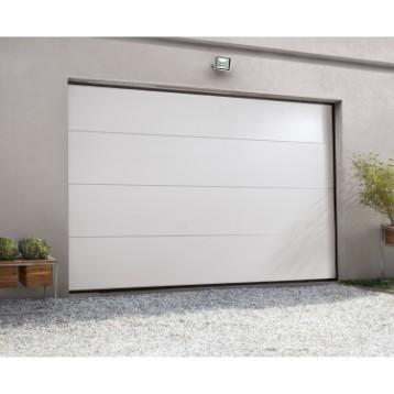 Porte de garage sectionnelle castorama 200x300