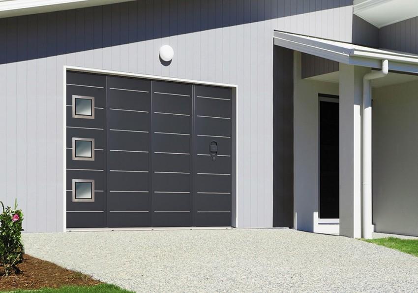 Porte de garage sib prix voiture moto et auto - Porte de garage normstahl prix ...