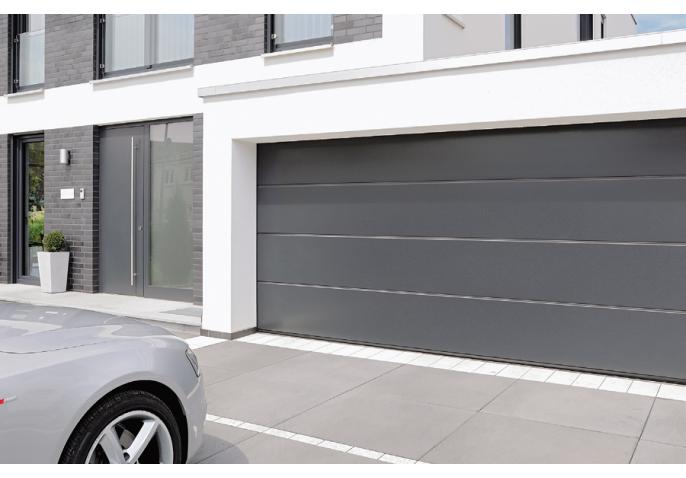 Porte de garage harmonic