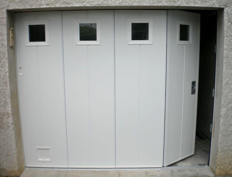 Porte de garage brico depot