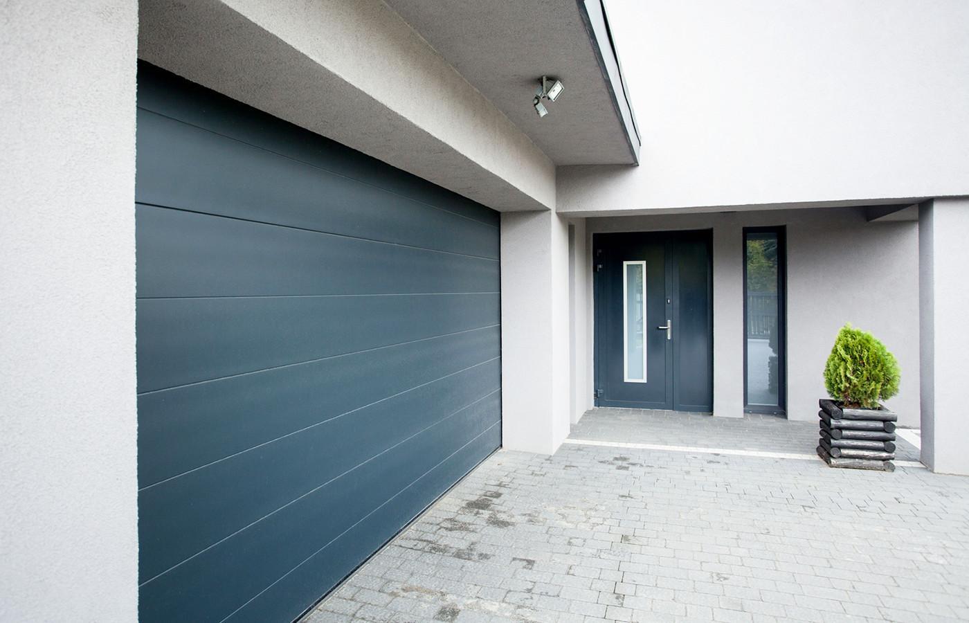Porte de garage sectionnelle weigerding