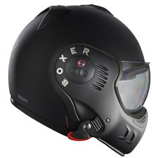 Casque moto style roof